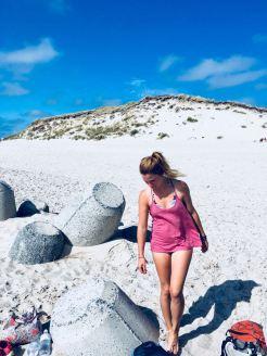 Weststrand am Beach