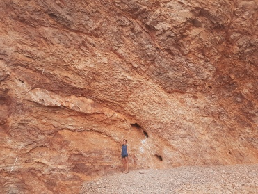 Rocher Percé - nicht kletterbar